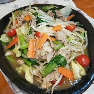 【節約レシピ】あまりもので★なんちゃって八宝菜