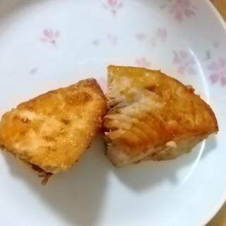 ほんのりチーズ味!めかじき焼き