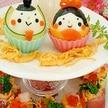 ひな祭り向けアレンジ