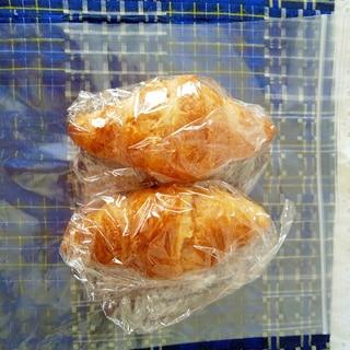 クロワッサンの冷凍保存