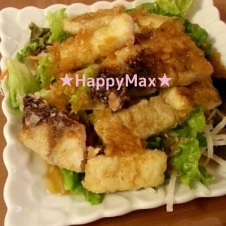 ★カジキマグロのサラダ★