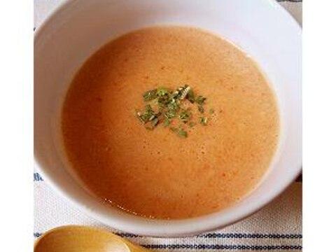 有機トマト&有機にんじんスープ