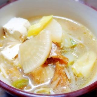 韓国家庭料理☆ 干し鱈のスープ* プゴクスープ*