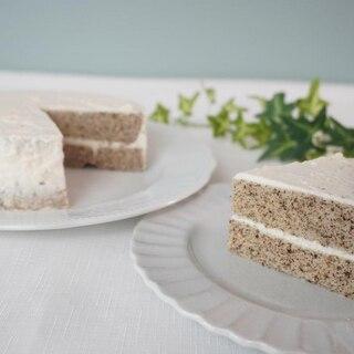レンジ5分!低糖質紅茶ケーキ