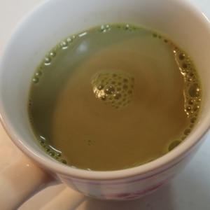 めっ茶 抹茶 Wお抹茶でカフェ