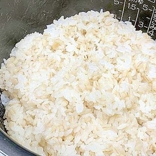 ヘルシーお弁当に!3割もち麦ごはんの炊き方の覚書!