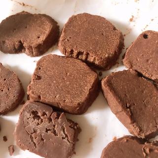 サクッホロッ♪材料2つ超簡単焼きチョコ