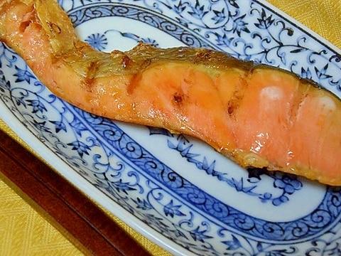 鮭 焼き 加減