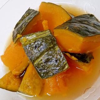 かぼちゃの煮物 (圧力鍋)