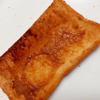 朝食のレパートリーに!きな粉シュガーバタートースト