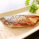 簡単 あっさり味のぶりのハーブソルト焼き