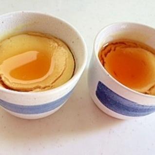 卵不使用☆簡単ヘルシーさつまいものプリン