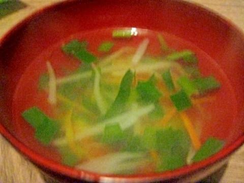 中華スープ★