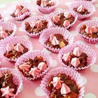 子どもと一緒に☆混ぜるだけ簡単手作りチョコレート