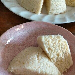 ダイエット応援☆フワフワ☆おから蒸しパン