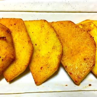 たけのこ芋のステーキ〜バター醤油風味〜