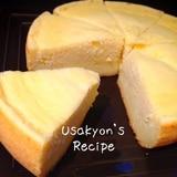 炊飯器で作るチーズケーキ