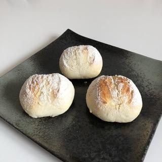 ベーキングパウダーで作るパン♪