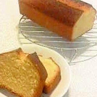 ボウル1つで!しっとりレモンケーキ