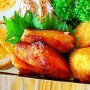 カレー風味の焼き鮭*お弁当のおかず