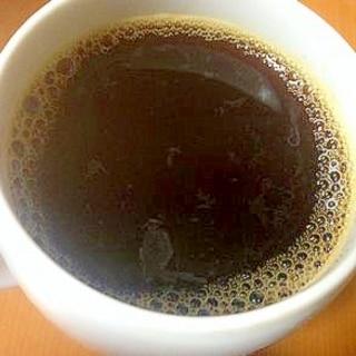 クランベリーラム酒コーヒー(ホット)