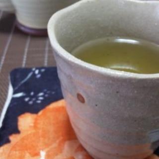 ♪緑茶♪頂き物の残った緑茶を簡単に美味しくする方法