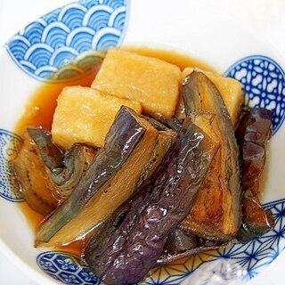高野豆腐の揚げ浸し