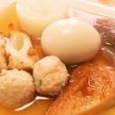 セブン風おでんのつゆ(だし)