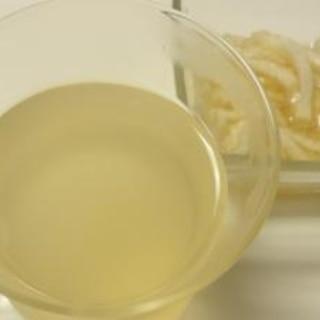 のどが痛いとき。はちみつ大根生姜湯