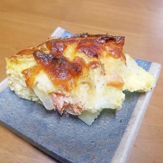 鮭の卵グラタン!ラックスローダ