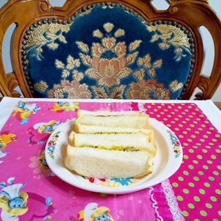 ジャムサンドイッチ