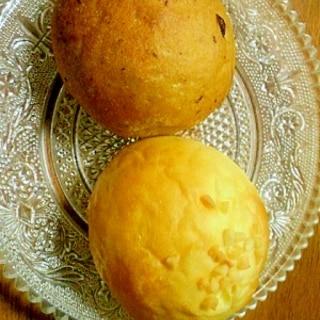 干し柿のプチパン