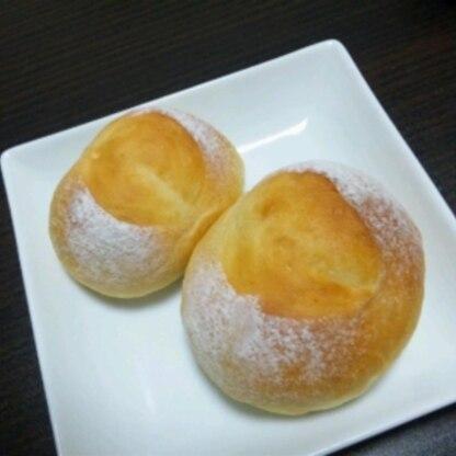 ふわふわで、ほんのり甘くて、とっても美味しかったです(*^^*) いいレシピ、ありがとうございました♪
