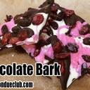 チョコレートバーク 誕生日パーティーに