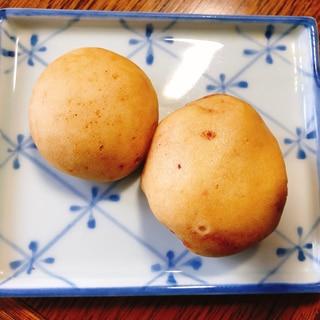 グルテンフリー☆米粉の黒糖まんじゅう