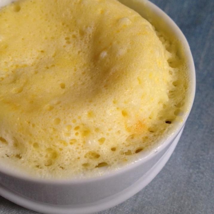 離乳食☆かぼちゃ蒸しパン
