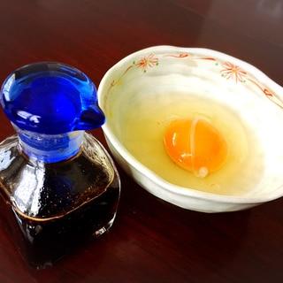卵かけご飯にぴったり!  燻製しょう油