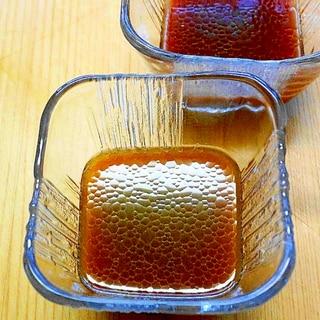絶妙な配合!手作り酢醤油だれの作り方