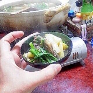 ねぎま鍋【マグロのアラde節約&冷え改善メニュー】