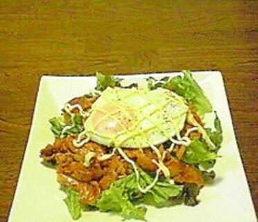 ★ちょっぴりオシャレな豚キムチ丼★