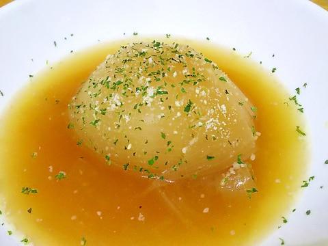 20分煮込むだけ! 丸ごと玉葱(たまねぎ)スープ