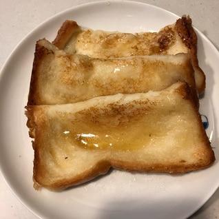 卵なし!ふわふわフレンチトースト