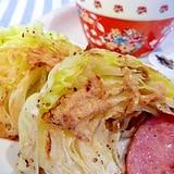 キャベツのステーキ 〜チーズ風味〜