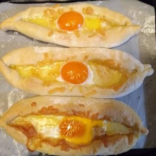 簡単!ジョージア料理のハチャプリ