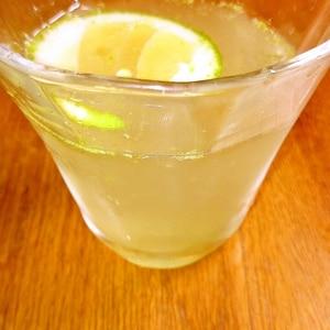 体に優しい☆手作りカボスジュース