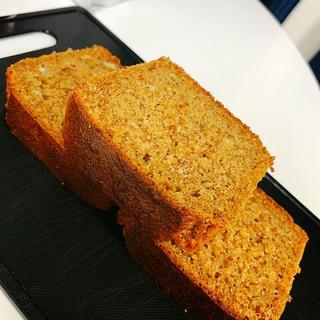 プロテインアーモンドケーキ