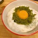 フワネバ♪めかぶ納豆丼