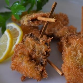 トルコ料理★ムール貝のフライ