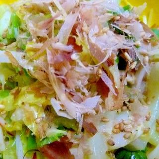 ❤ 鯖オリーブオイル漬け&キャベツの和え物 ❤