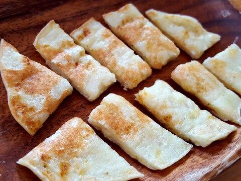 【離乳食後期】バナナのもちもちパンケーキ